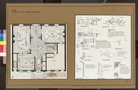 Floor plan and working drawings